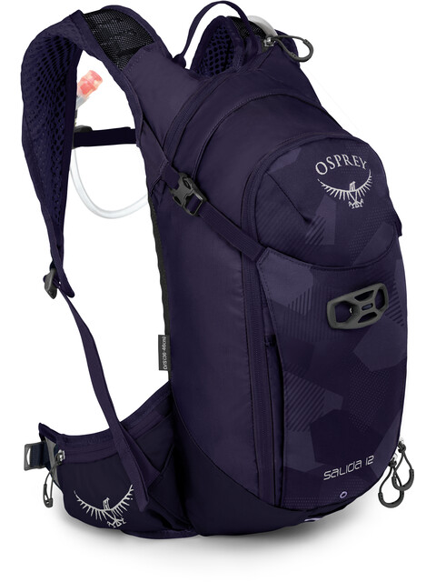 Osprey Salida 12 Backpack Women Violet Pedals